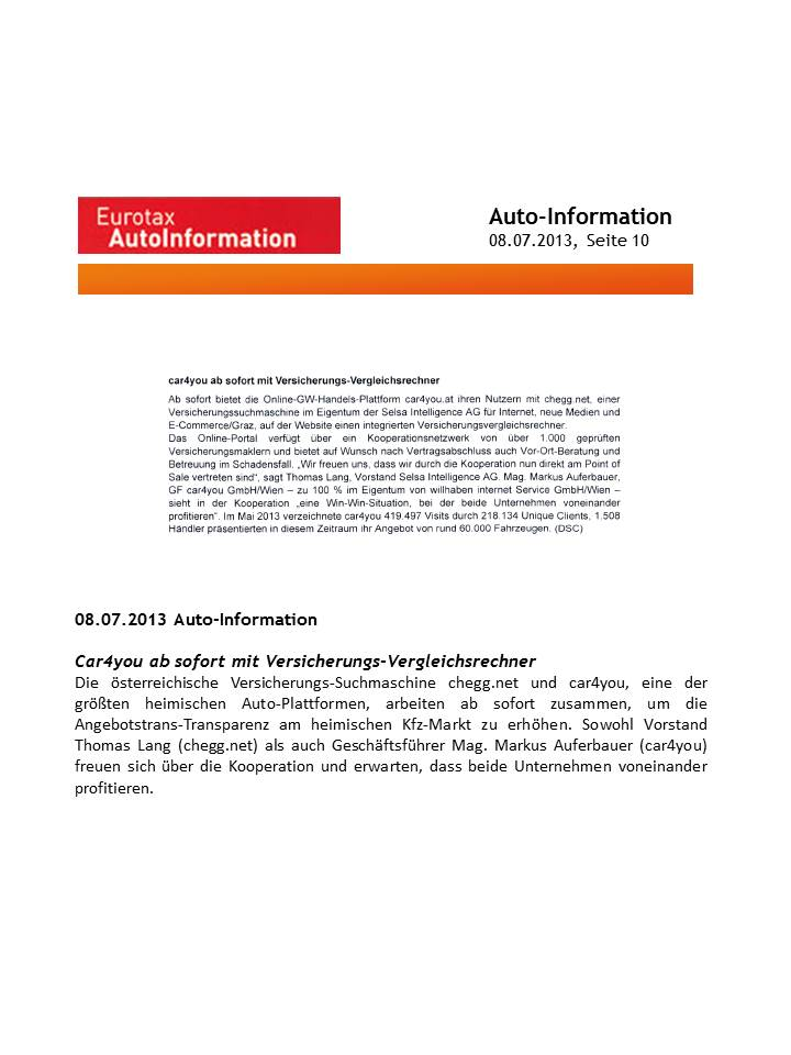 Auto-Information_car4you_ab_sofort_mit_Versicherungs-Vergleichsrechner_08072013_HP-BILD1